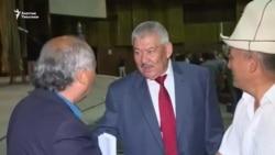 Бекназаров президенттик жарышка аттанды