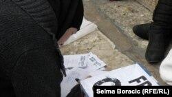 Skup solidarnosti sa civilima u Gazi