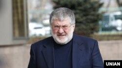 Коломойський прибув в аеропорт «Бориспіль» о 20-й годині