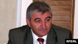 Председатель ЦИК Азербайджана Мазахир Панахов