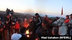 Барскоондогу Кумтөргө каршы митинг 31-май, 2013-жыл