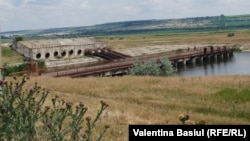 Canalul la Chirilovca