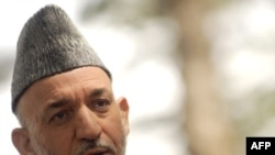 President Hamid Karzai seems confident of reelection