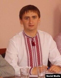 Олександр Ніколайчук. Фото з Facebook
