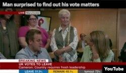 Многие были шокированы результатами голосования