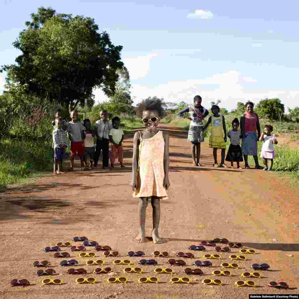 Мауди из Калулуши, Замбия.