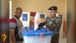 الأنبار: الإقتراع الخاص