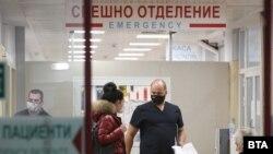 В болниците с COVID-19 са настанени общо 7224 пациенти, а 595 от тях се намират в интензивни отделения