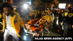 Стамбулдагы теракттан кийин.