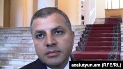 Новоназначенный губернатор Араратской области Арамаис Григорян