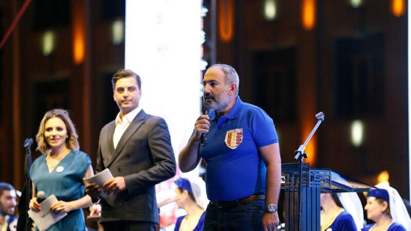 В этом году Гюмри станет центром празднования Дня независимости Армении: Премьер поздравил гюмрийцев с днем города