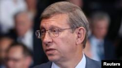 Голова ради директорів АФК «Система» Володимир Євтушенков на Міжнародному Економічному Форумі в Санкт-Петербурзі