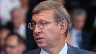 Председатель совета директоров АФК «Система» Владимир Евтушенков на Международном Экономическом Форуме в Санкт-Петербурге