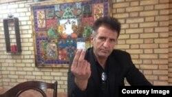 منوچهر شفقتیان بازیکن پیشین پرسپولیس و تیم ملی در دهه ۶۰