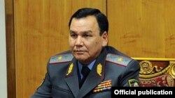 Кашкар Жунушалиев.