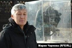 Якутский режиссер Эдуард Новиков
