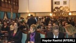 مهرجان الافلام القصيرة في بغداد
