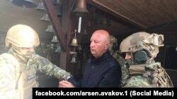 Спецоперація ГПУ та МВС. Фото зі сторінки Арсена Авакова у Facebook