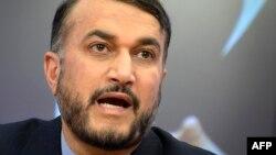 حسين اميرعبداللهيان، معاون عربی و آفریقایی وزیر خارجه ایران