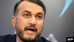 Хосейн Амир Абдоллахиан, заместитель министра иностранных дел Ирана.