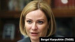 Россия мадиният вазири Ольга Любимова