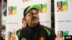 Zimbabwe coach Lalchand Rajput (file photo)
