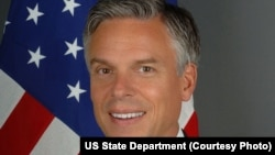 Former Utah Governor Jon Huntsman (file photo)