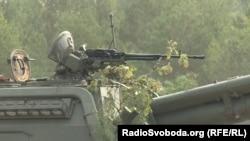 Соревнования артиллеристов оперативного командования «Север»