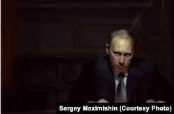 Владимир Путин, Санкт-Петербург, 2003