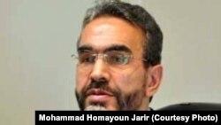همایون جریر، عضو حزب اسلامی افغانستان