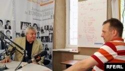 Anatol Tăranu şi Igor Clipii