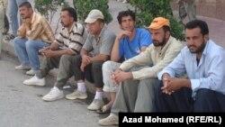 کارگران بیکار (عکس تزئینی است)