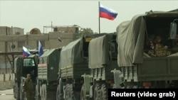 نیروهای روس در سوریه