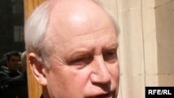 Исполнительный секретарь СНГ Сергей Лебедев, Баку, 19 марта 2008 года