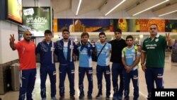 رقابتهای کشتی فرنگی قهرمانی آسیا به میزبانی هند، با قهرمانی ایران به پایان رسید