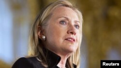 Хиллари Клинтон, Санкт-Петербург, 29 июня 2012