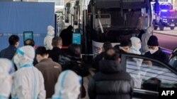 Ухань під час пандемії COVID-19. Китай, 2021 рік