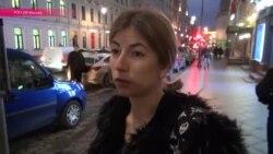"""Обыск в """"Открытой России"""" 22 декабря 2015 года, видео Настоящего Времени"""