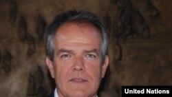 Дүйнөлүк саламаттык уюмунун Жараат-травмалардын алдын алуу департаментинин башчысы, др. Этьен Круг.