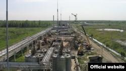 """Russia -- """"Krasny Bor"""" toxic waste landfill in Leningrad Region."""