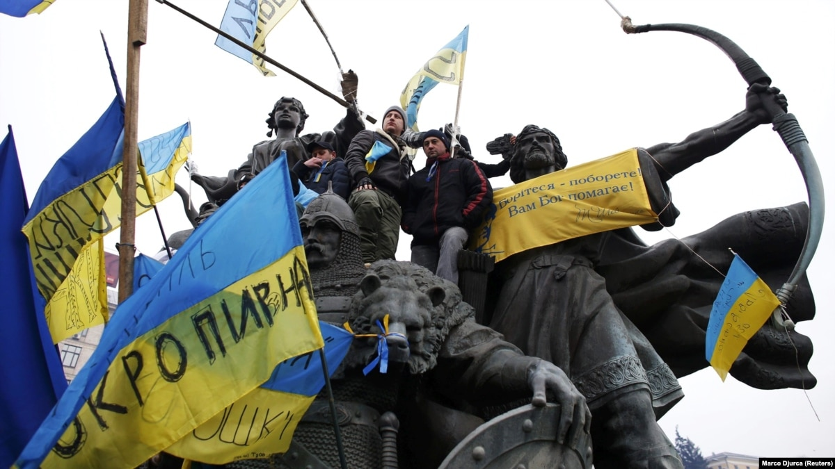 Двухпартийности просматривается на горизонте Украины. Украинские консерваторы и либералы