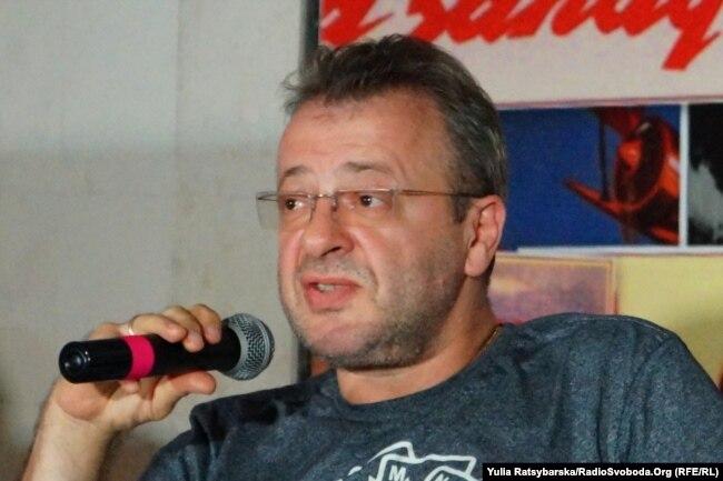 Ян Валетов, письменник і блогер
