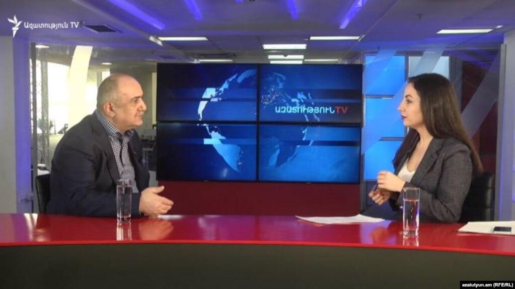 Самвел Бабаян планирует выдвинуть свою кандидатуру на предстоящих президентских выборах в Арцахе