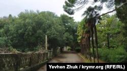 Парк Мордвинова в Ялте