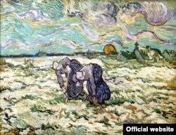 Un Van Gogh din colecția Bührle