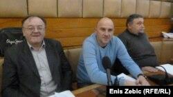 Veljko Džakula, Igor Palija i Davor Gjenero