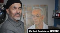Әзімжан Асқаров, қырғызстандық құқық қорғаушы.