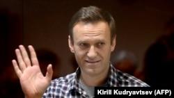 Алексей Навалний дар додгоҳ