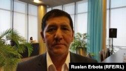 Гражданин Кыргызстана Туруубай Айтназаров, проживающий в Астане.