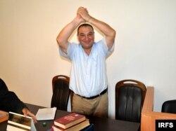 Видади Искендерли, июль 2011